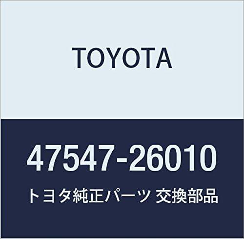 Genuine Finally popular brand Toyota Parts - 47547-26010 Trust Bleeder Plug