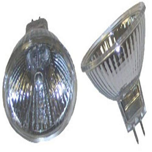 Zodiac R0451600 75-Watt Halogen Bulb Replacement for Select Zodiac JandyColors Large Quartz Halogen Colored Pool Light