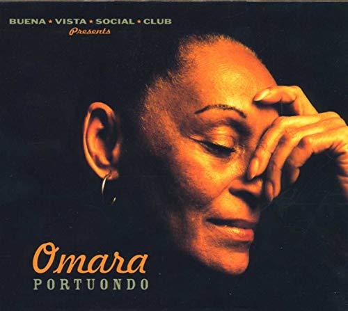 Omara Portuondo -Omara Portuondo (Cd)