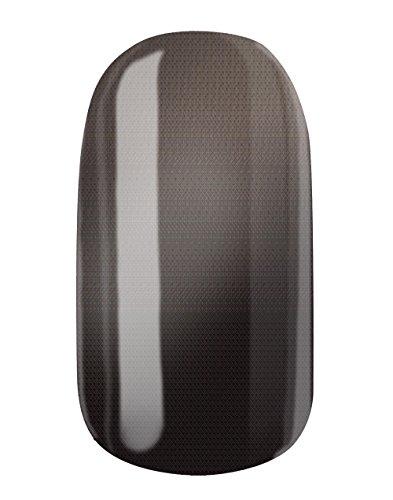 Nagelfolien/Accra Brown selbstklebend mit individuellen Designs by Glamstripes- made in Germany. 12 Nail Wraps äußerst strapazierfähig mit langer Haltedauer