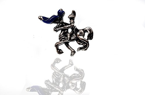 Daywalker Bikestuff Blue Knight PIN Ritter Polizei Badge Nadel Anstecker PIN Police