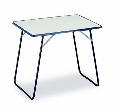 Best Chiemsee Campingtafel, 60 x 80 cm, blauw