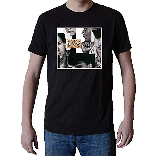 Simple Minds Once Upon A Time T-shirt