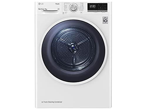LG V5RT9 Wärmepumpen-Kondensationstrockner, weiß