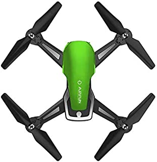 Drone with Camera Live Video, RC Quadcopter with 2 Batteries, Easy to Operate for Beginners, Foldable Arms, 2.4G 6-Axis, Headless Mode, Altitude Hold, One Key Take off and Landing