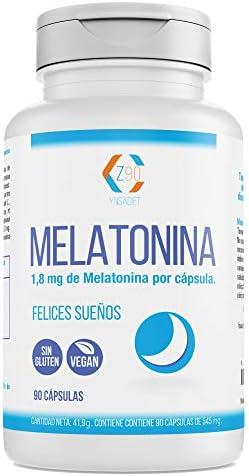 Melatonina capsulas ultrafarma