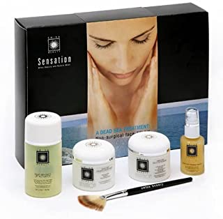 Swisa Beauty Sensation Dead Sea Treatment: Non-Surgical Face Lift Kit