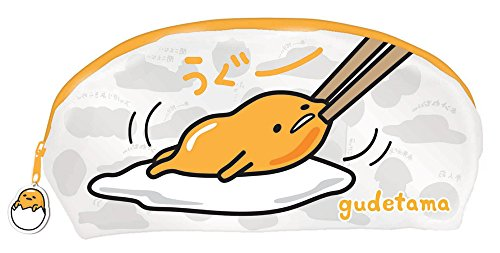 Gudetama Dome Pencil Case