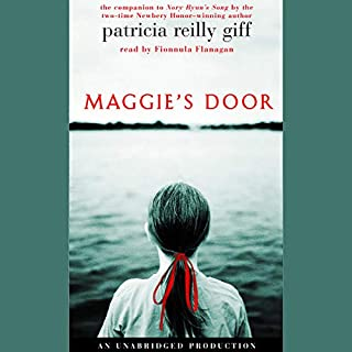 Maggie's Door audiobook cover art