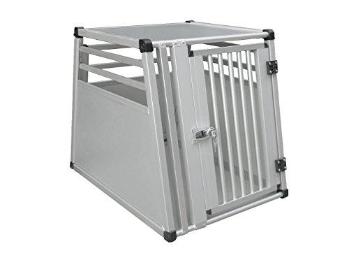 Nobby Transportín Aluminio para Coche
