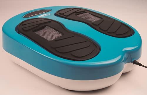 BEST DIRECT Gymform Leg Action Original aus Dem TV-Werbung - Fußmassage und Beinmassagegerät mit Fernbedienung 15 Intensitätsstufen zur Verbesserung der Durchblutung und Linderung von Schmerzen