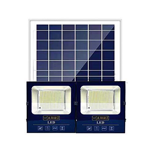 LED Solar Foco Proyector, Luz de Seguridad LED Dusk to Dawn con...