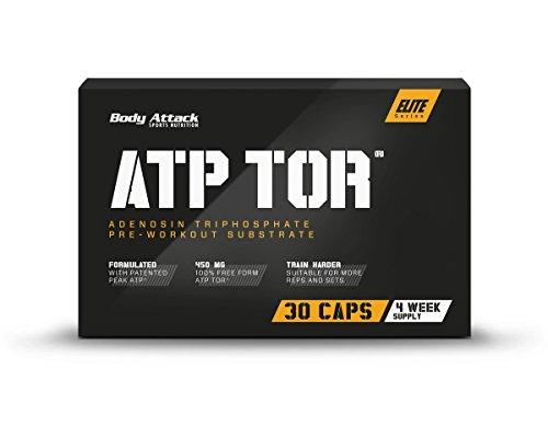 Body Attack ATP TOR, 1er Pack (1 x 30 Kapseln)
