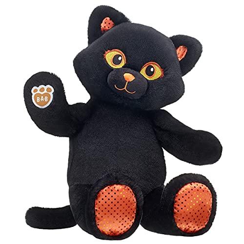 Build A Bear Workshop Midnight Sparkle Cat