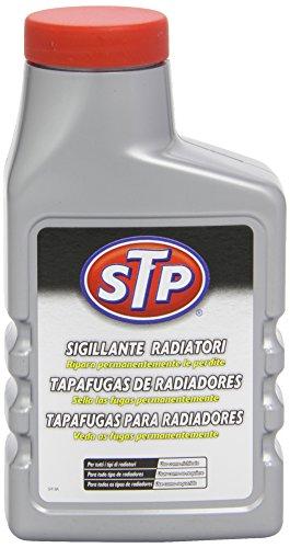 STP ST96300SP06 Tratamiento Sellador de Radiador Coches Gasolina Y Diesel 300 ml Sella Las Fugas permanentemente, 300ml