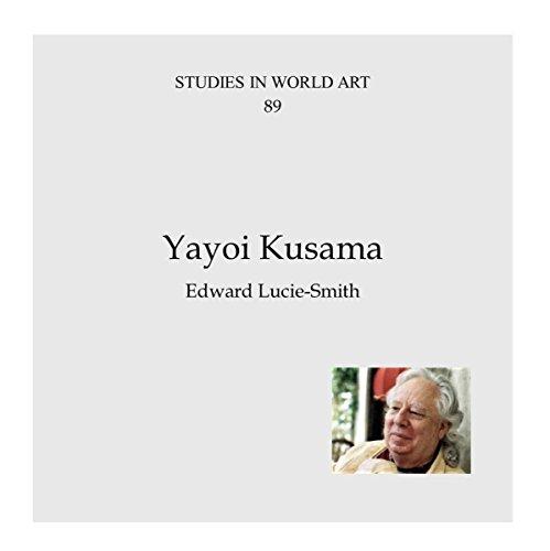 Yayoi Kusama audiobook cover art