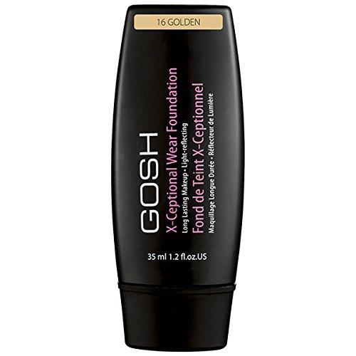 Gosh X-Ceptional Wear Make Up Golden 16