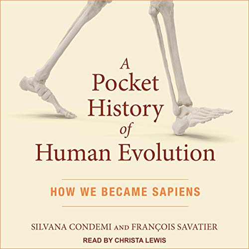 A Pocket History of Human Evolution cover art