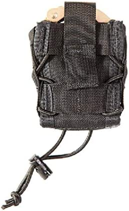 High Speed Gear Duty Single Handcuff TACO® Coyote Brown 41D000CB