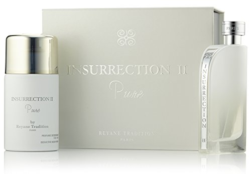 Reyanne Tradition Coffret reyane tradition insurrection ii pure eau de toilette 100 ml deodorant 250 ml