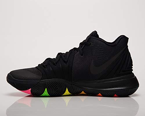 Nike Mens Kyrie 5 Basketball Shoe (Rainbow Soles) (11)