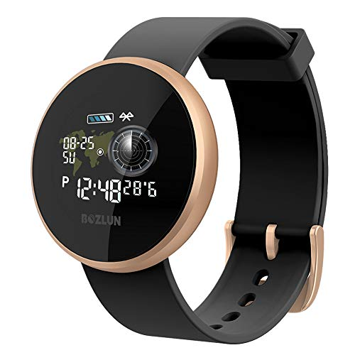 Smart Watch for Android Phones and iPhones, Waterproof Fitness Tracker Watches with Heart Rate Monitor, Sleep Tracker Call Reminder with Text Auto Wake Screen Android Smart Watches for Men and Women