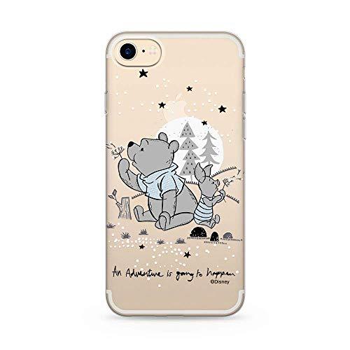 Original Disney Handyhülle Winnie The Pooh and Friends 008 iPhone 7/8
