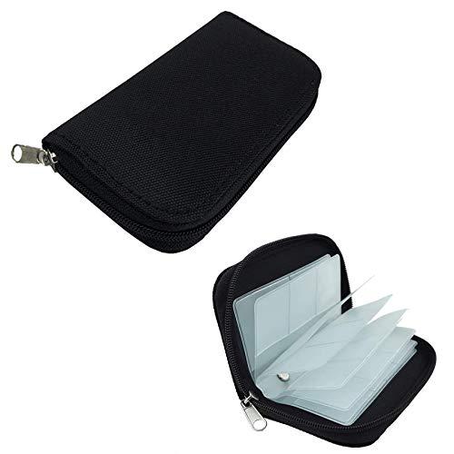 JeoPoom Custodia per Memory Card 22 Slot, Custodia per Schede di Memoria SDHC SD TF Cards, Compatibile con SDHC e Memory Card SD