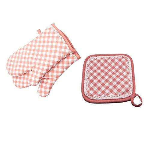 1 set warmte-isolatiegereedschap mode duurzame handbescherming voor thuis winkel pannenlappen & pannenpad