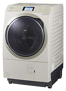 パナソニック ななめドラム洗濯乾燥機 11kg 左開き 液体洗剤・柔軟剤 自動投入 ナノイーX ストーンベージュ NA-VX900BL-C