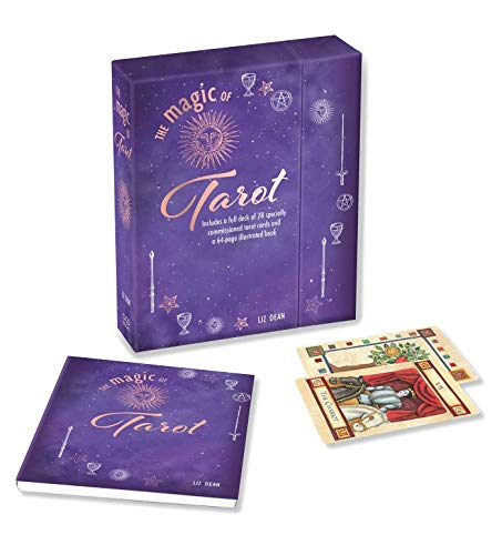 The Magic of Tarot: Includes a Full Deck of 78 Specially Commissioned Tarot Cards and a 64-Page Illustrated Book