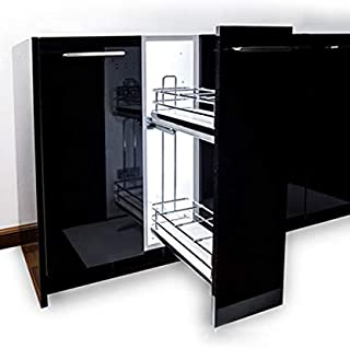 IntelOrg Base Pull Out Unit and Spice Rack, Three Sizes (300, 300)