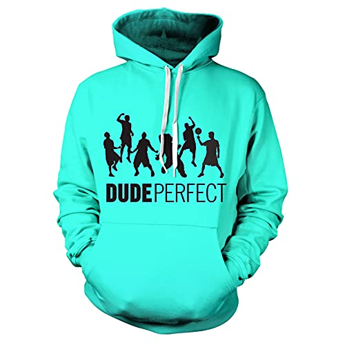 Youth 3D Printed Hooded Sweatshirts…