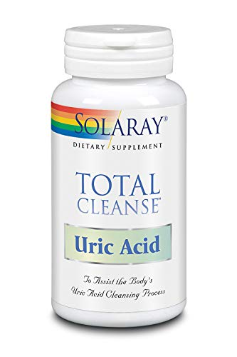 Solaray 60Cap Cleanse Total Acide Urique.