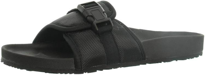 Pepe Jeans Men's pepe-pms90062-999-black Boat shoes