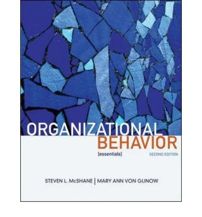 Organizational Behavior: [essentials] (Int'l Ed)