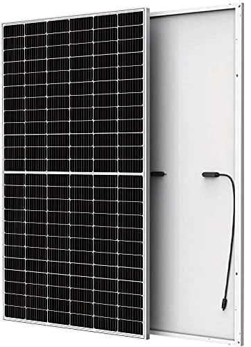 Panel soalr 450w alta rendimiento144cell placa solar monocristalino
