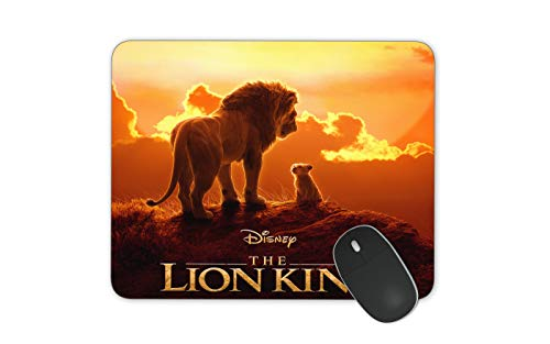 JNKPOAI A Variety of Cartoon Printing Mouse Pad Disney Series Animation Mouse Pad Anti-Slip Mouse Pad for Office Computer Game Mouse Pad The Lion King Mouse Pad(The Lion King)