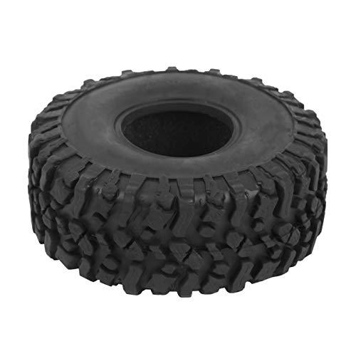 Neumático RC, Neumático para automóvil RC, Exquisito Acero Inoxidable Conveniente para vehículos con orugas RC Modelo de automóvil RC