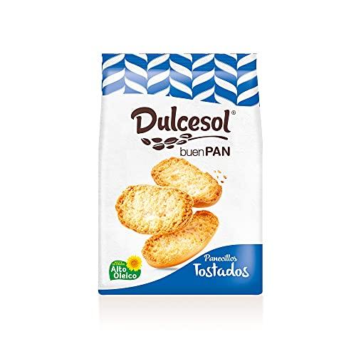 Dulcesol Panecillos Tostados, 200g