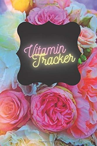 Vitamin Tracker: Personal Diary to Record and Track vitamins