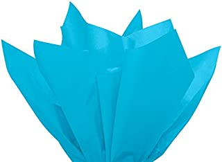Turquoise Tissue Paper 15 x 20 100pk Premium Tissue Paper A1 Bakey Supplies
