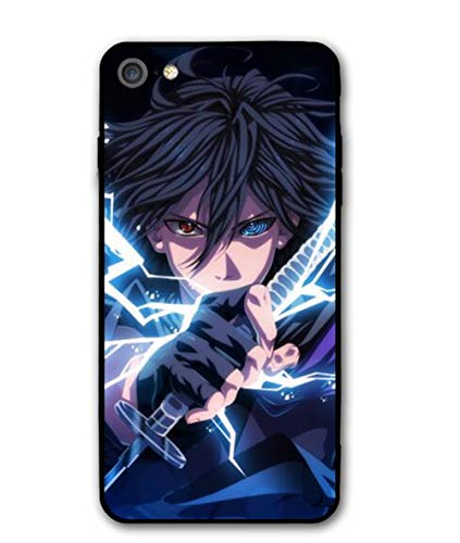 JackLove Naruto Sasuke Anime Manga Comic Theme Case for Apple iPhone 6 / iPhone 6s / iPhone 6p / iPhone 6sp / iPhone 7 / iPhone 8 / iPhone 7 Plus/iPhone 8 Plus/iPhone X/iPhone Xs … (iPhone 7P/8P)