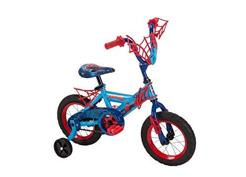 """Huffy 12"""" Marvel Spider-Man Boys Bike"""