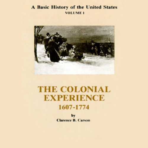 A Basic History of the United States, Vol. 1 audiobook cover art