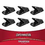 Best Pack Rat Traps - Catchmaster Jumbo Snapper Quick Set Rat / Mouse Review