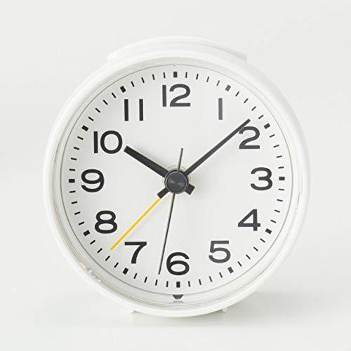 無印良品『アナログ目覚まし時計(MJ‐AC1)』