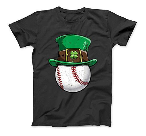 Baseball-Ball Kobold St. Patrick Day-Junge-Mann-Fänger T-Shirt SweatshirtHoodie Tank Top für Männer Frauen Kinder
