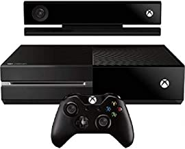 Microsoft Xbox One (with Kinect), 500 GB, Starter Set, Black