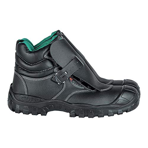 Safety footwear for welders and the steel industry - Safety Shoes Today
